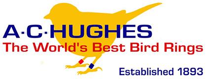 A C Hughes Worlds Best Bird Rings